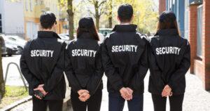 vigilanza privata INL