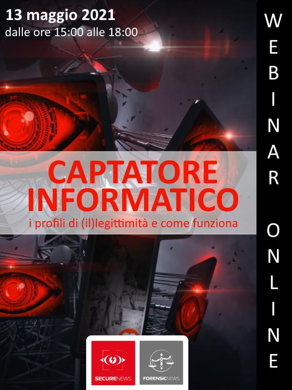13/05/2021 - Corso formativo online